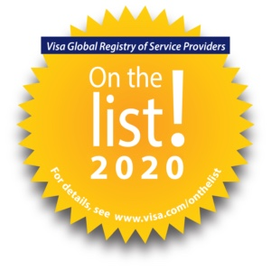 on the visa global registry of service providers 2020